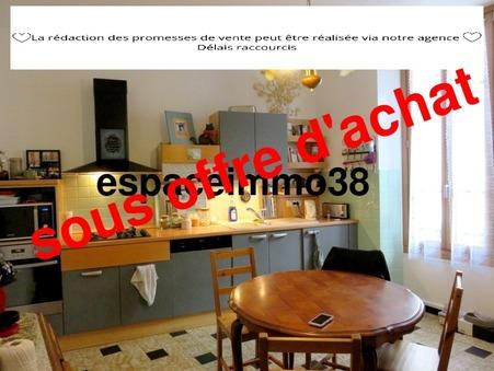 A vendre appartement Vizille 38220; 119000 €