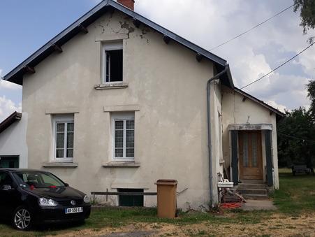 vente maison MESSEIX 95m2 86000€