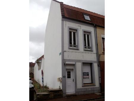 Vente Maison HESDIN Réf. 2671 - Slide 1