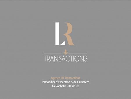 Vente Maison LA ROCHELLE Réf. A10120 - Slide 1