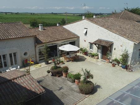 Maison sur Saintes ; 468000 € ; Vente Réf. 1268
