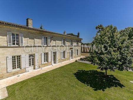 A vendre propriété Montussan 33450; 1100000 €
