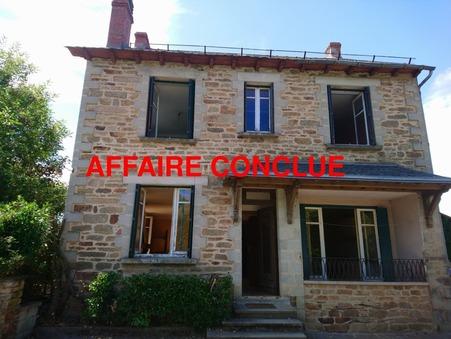 vente maison auriac lagast 110m2 80000€