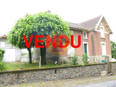 vente maison CHASSENON 70200 €