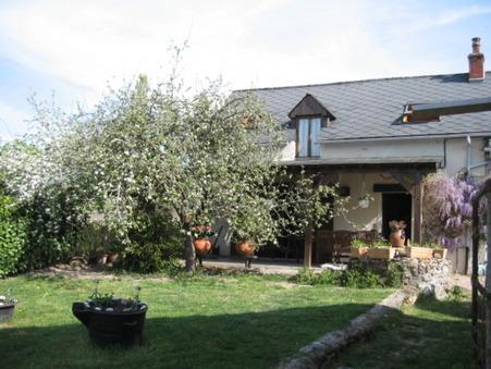 vente maison LA CELLE EN MORVAN 80m2 117000€