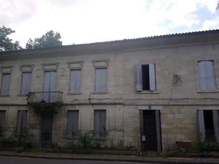 vente maison CREON 200m2 210000€