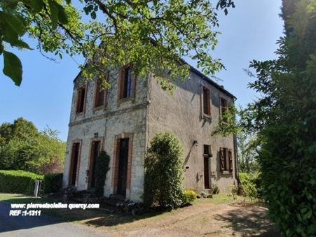 vente maison Saint-Martin-de-Vers 170m2 283000€