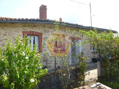 vente maison BRIGUEUIL 36m2 54000€