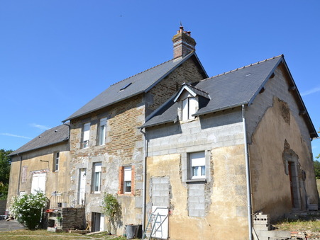 House sur Haleine ; € 126000  ; A vendre Réf. 2795