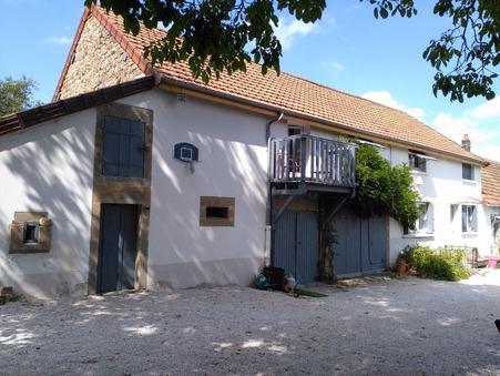 vente maison CURGY 140m2 166000€