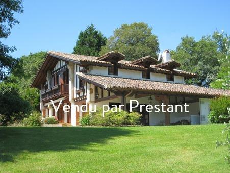 vente maison ANGLET 240m2 1090000 €