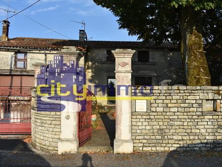 Vente Maison AUSSAC VADALLE Réf. 3751 - Slide 1