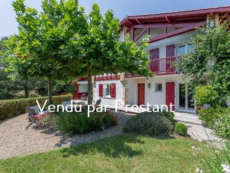 vente maison ARCANGUES 212m2 983000 €