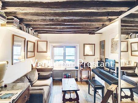 vente appartement PARIS 6EME 27m2 375000 €