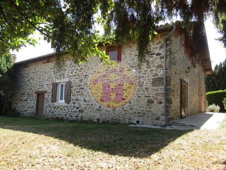 vente maison Saint-Laurent-sur-Gorre 87m2 120000€