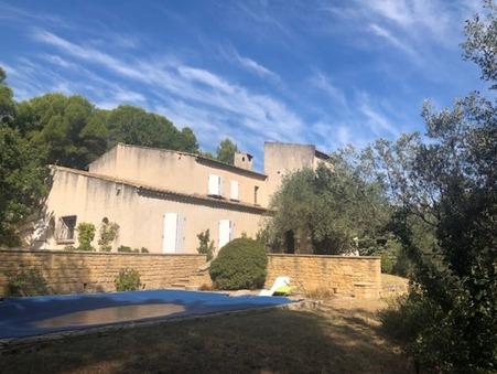 vente maison CHATEAUNEUF DE GADAGNE 255m2 469000€