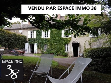 A vendre maison Saint-Martin-de-la-Cluze 38650; 416000 €