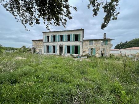 Vente maison 133750 € Bussac sur Charente