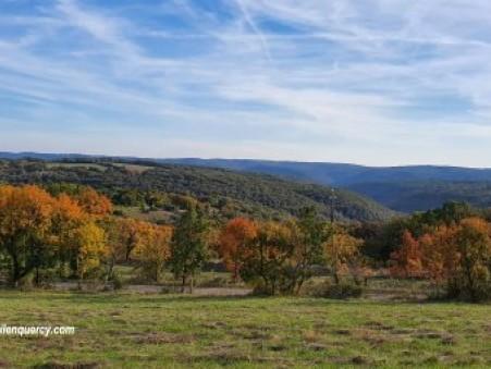 vente terrain Saint-Géry 3900m2 38500€