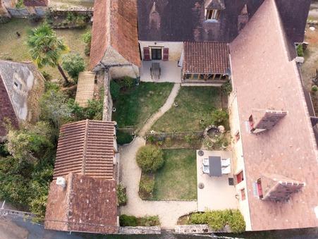 vente maison MAUZENS ET MIREMONT 200m2 418000€