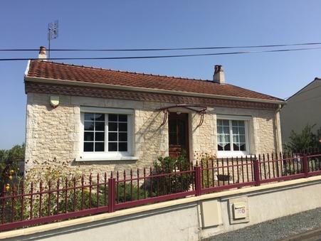 vente maison COULOUNIEIX CHAMIERS 65m2 144450€