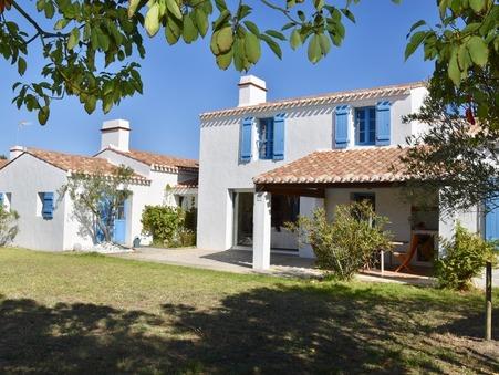 Maison sur Noirmoutier en l'Ile ; 724500 € ; Achat Réf. RAI32