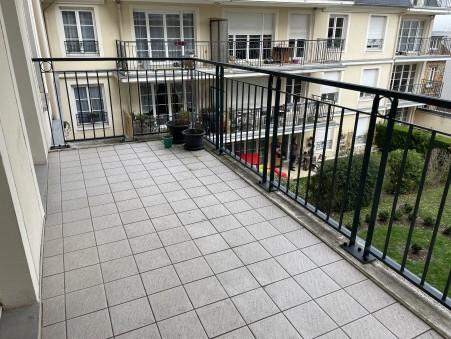 location appartement SAINT CYR L'ECOLE 42.56m2 805€