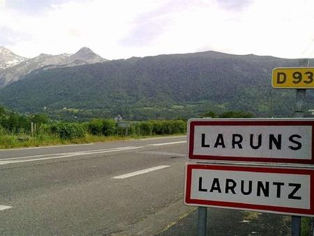 vente terrain LARUNS 0m2 0€