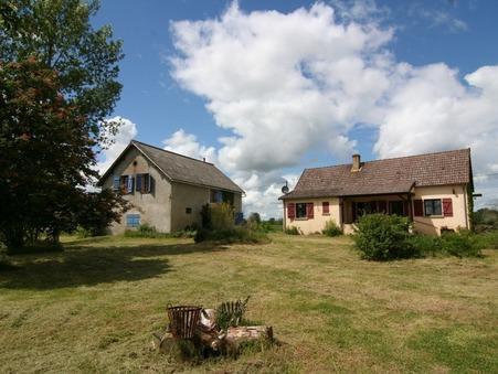 vente maison CRONAT 230m2 137800€