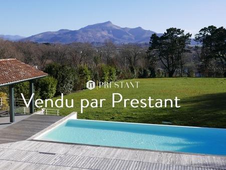 vente maison SAINT JEAN DE LUZ 355m2 2330000 €
