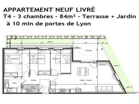 Vente Appartement LOZANNE Réf. 1037-EB-t4 - Slide 1