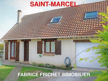 Maison 205000 €  sur Saint-Marcel (27950) - Réf. FAB68