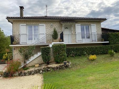 vente maison COULOUNIEIX CHAMIERS 110m2 199500€