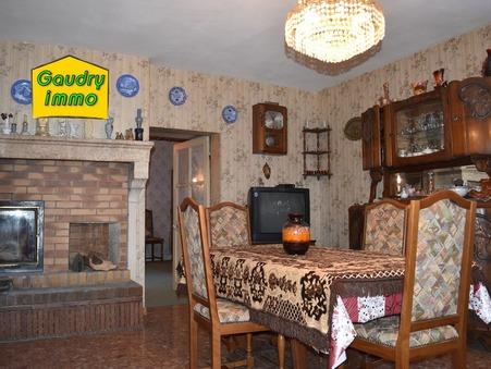 Vente maison MARCILLY SUR TILLE 130 m²  145 000  €