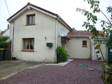 A vendre maison Montreuil 62170; 88000 €