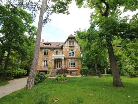 vente maison LE VESINET 275m2 2750000€