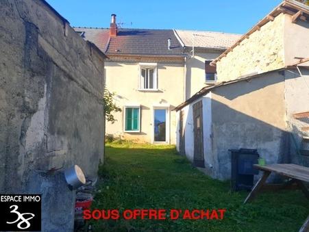 A vendre maison Pierre Chatel 38119; 92000 €