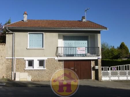 vente maison Saint-Junien 110m2 117700€