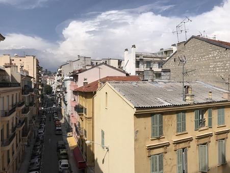 Appartement sur Nice ; 690 €  ; Location Réf. GES46