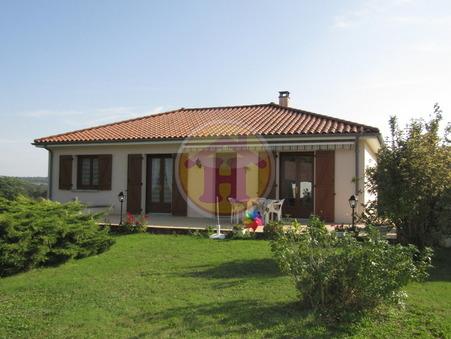 vente maison Saint-junien 82m2 185500€