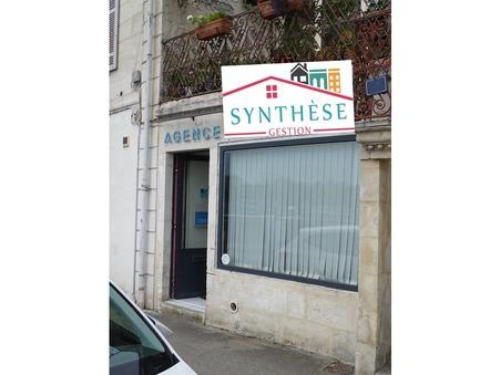 Location professionnel Saintes Réf. SG1977