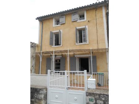 vente maison LE THOR 74m2 149000€