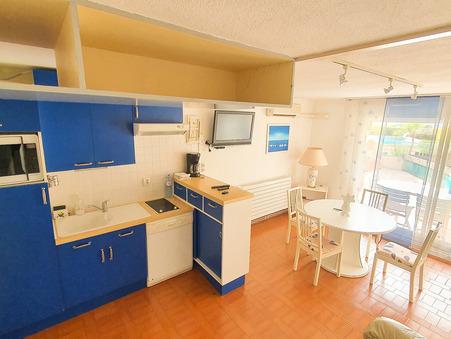 Appartement 134300 € sur Le Cap d'Agde (34300) - Réf. PAT32