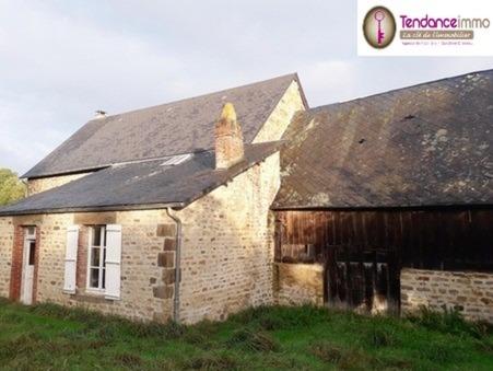 Maison sur Cerisy Belle Etoile ; 61300 € ; A vendre Réf. C1721MV