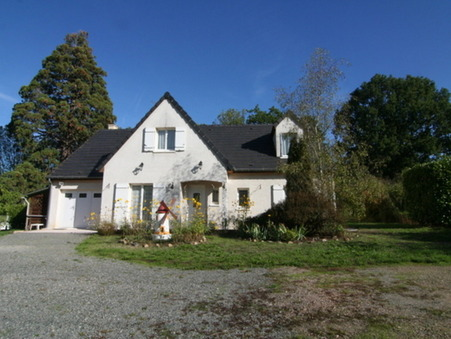 vente maison Saint-Honoré-les-Bains 188m2 220000€