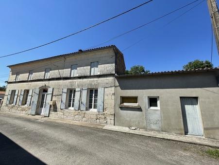 Vente maison 123050 € Saint-Dizant-du-Gua
