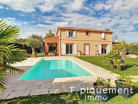 Vente maison 484000 €  Plaisance du Touch
