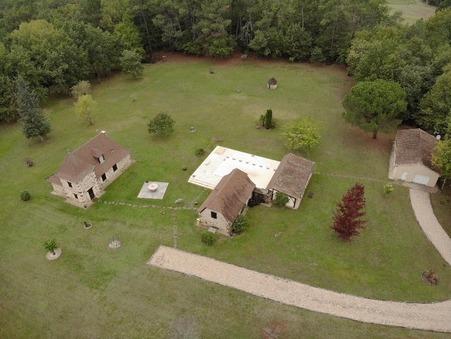 vente maison ROUFFIGNAC ST CERNIN DE R 176m2 399900€