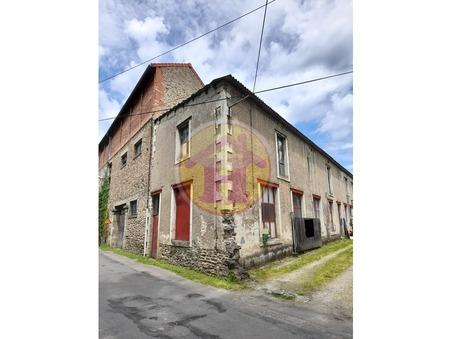 vente immeuble Saint-Junien 260m2 54000€