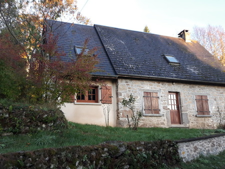 vente maison EYGURANDE 86m2 96300€